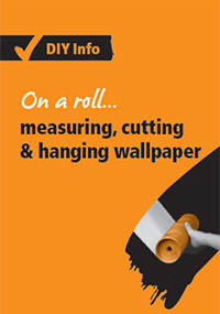 How to wallpaper - measuring, cutting