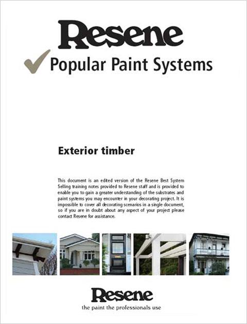 Painting exterior timber - Exterior timber paint concept ...