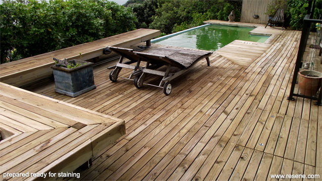 This Product Will Assist With Water Repellency And Help Maintain Timber In  Good Condition. Recommended For Annual Application To Decks And Furniture. Part 59