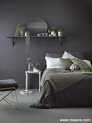 Dark Grey Paint Colors For Bedroom لم يسبق له مثيل الصور Tier3 Xyz