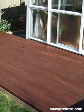 A Nicely Stained Or Oiled Deck Can Make Huge Difference To How