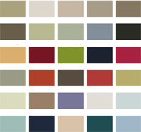 Best Interior Design Schools >> Resene Paints - The City of Gisborne Colour Palette