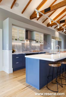 decorating your kitchen current trends resene