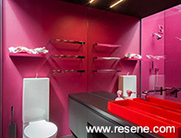 Tips from Resene Paints for painting bathrooms