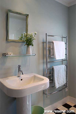 Painting And Redecorating Bathrooms