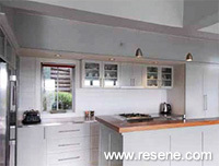 Tips from Resene Paints for painting kitchens