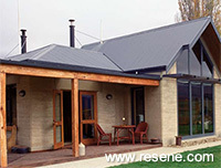Tips from Resene Paints for painting roofs