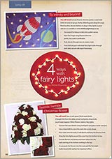 4  ways with fairy lights