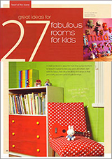 27 great ideas for fabulous rooms for kids