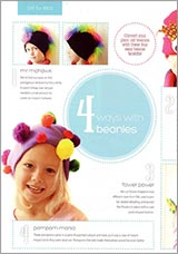 4 ways with beanies