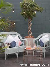 Your alfresco space transformed