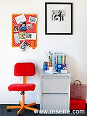 Ideas for a stylish and creative home office makeover