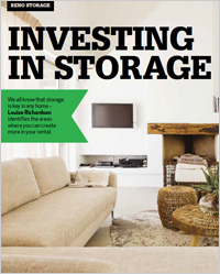 Investing in storage