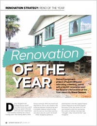 Renovation of the year