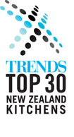 Trends Top 30 New Zealand kitchens awards