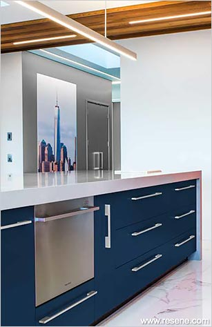 Coatings for kitchen cabinetry