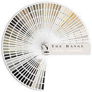 Resene The Range Whites and Neutrals fandeck
