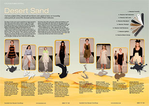 Autumn/Winter 2012-2013 looks cheerful and promising with the entire colour spectrum.