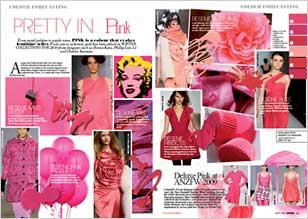Fashion Colour Inspiration And Forecasting