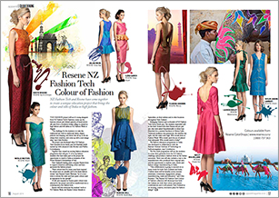 Fashion Colour Inspiration And Forecasting