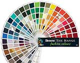 Paint colour trends