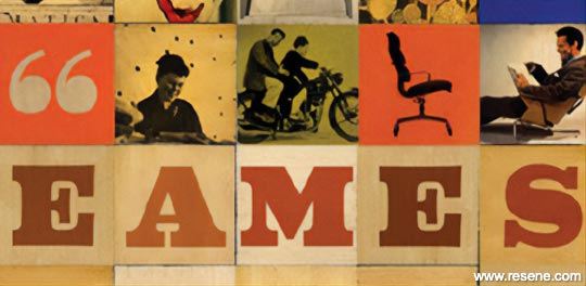 Film: Eames: The Painter + The Architect