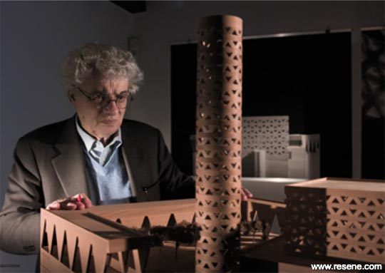 Film - Mario Botta: The Space Beyond