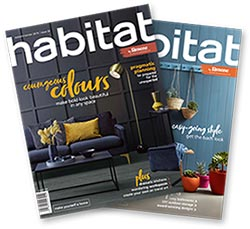 Habitat magazine subscription