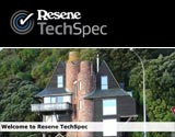 Resene TechSpec online specification tool