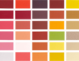 Electronic colour swatches