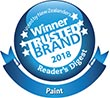 Most Trusted Brand for paint 2018