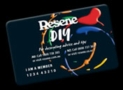 Apply for a Resene DIY card