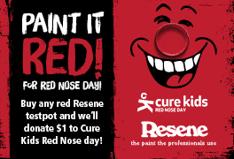 Red Nose Day - Cure Kids