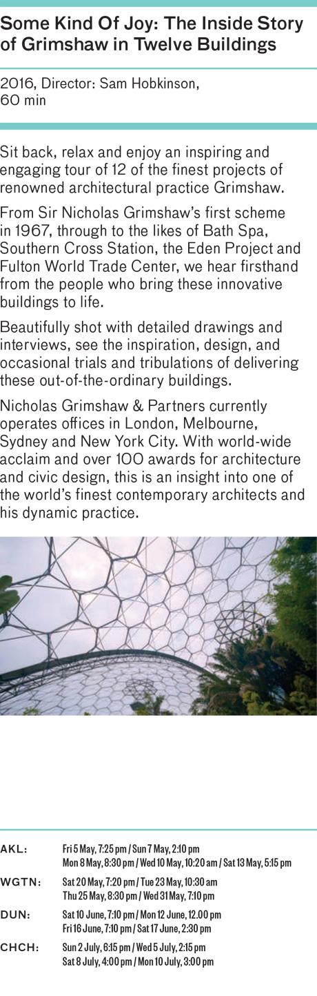 Resene Architecture and Design Film Festival