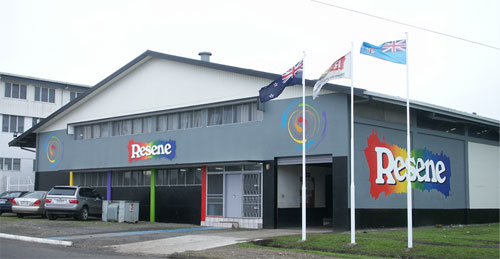 Resene Paints Fiji