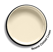 Resene Clotted Cream