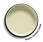 Resene Coconut Cream