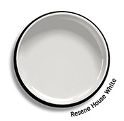 Resene House White