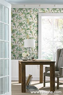Resene Ashford Tropics Wallpaper Collection