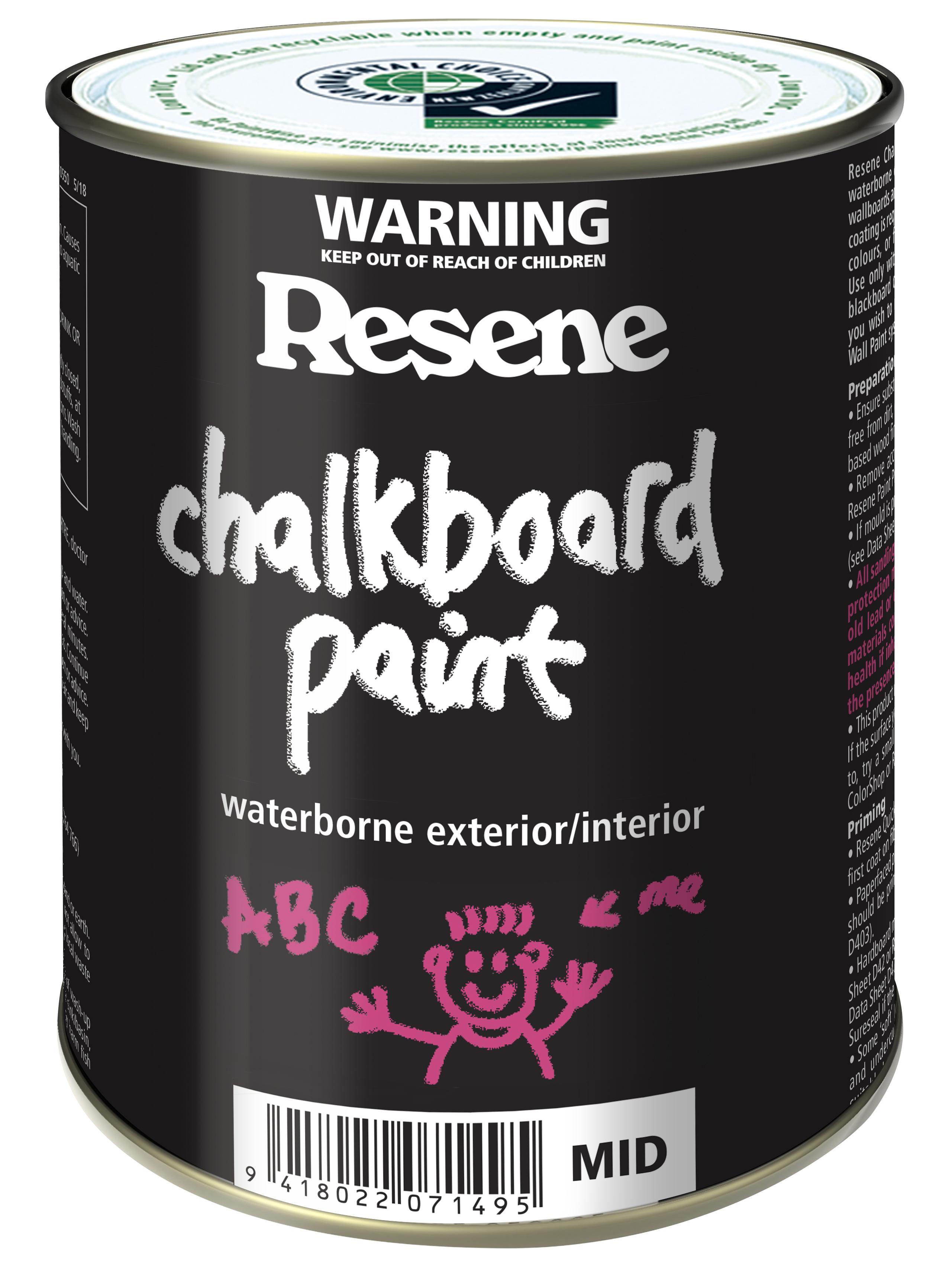 resene chalkboard paint product shot cmyk and rgb downloads