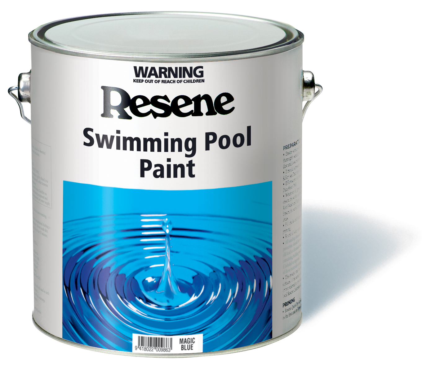 Resene Swimming Pool Paint Product Shot Cmyk And Rgb Downloads