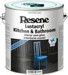 Resene Lustacryl Flat Kitchen & Bathroom