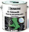 Resene Sidewalk paving paint