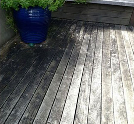 Resene Timber And Deck Wash Project