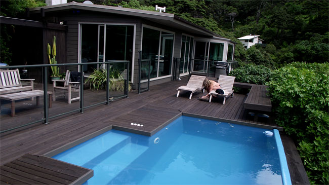 Rejuvenate A Timber Deck With Resene Woodsman Decking Stain