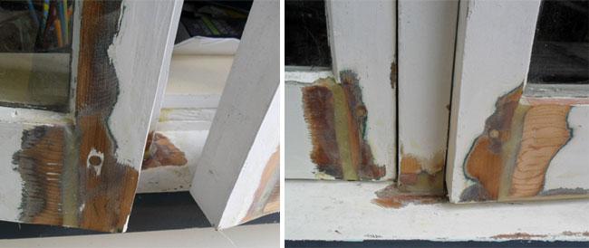 Repair Care Repairing Rot In Wooden Window Frames