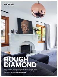Rough diamond - tranforming a property