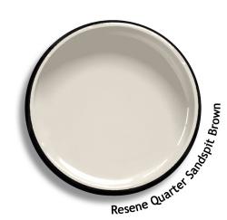 Resene Quarter Sandspit Brown   Colour Swatch   Resene Paints