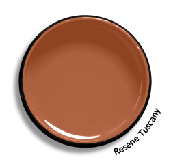 Resene Tuscany Colour Swatch Resene Paints