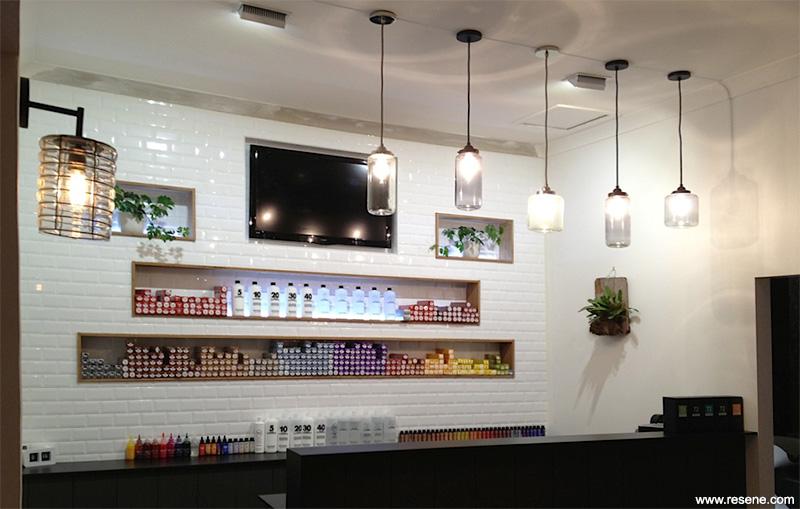 allure hair bar resene total colour awards 2013. Black Bedroom Furniture Sets. Home Design Ideas
